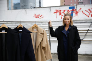 Katie Fergus Street Style Photographer for miQue the Label